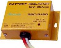 Připojovač - odpojovač baterie SBC-5180