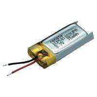 Akumulátor Li-Pol Renata, 3,7 V, 80 mAh, ICP501022UPM