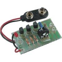 Detektor lži Conrad Electronic, stavebnicový díl, 4,5 - 9 V/DC