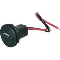 USB zásuvka ProCar, 67311501, 12 V ⇔ 5 V, 1 A