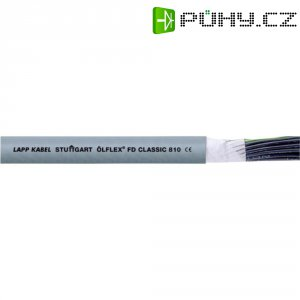 Datový kabel LappKabel ÖLFLEX-FD CLASSIC 810, 7x0,5 mm², šedá