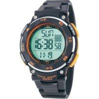Digitální náramkové hodinky Renkforce Sport, YP-11532-01, černá
