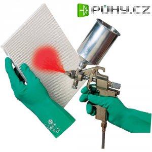 Nitrilové odolné proti chemikáliím KCL Camatril® 730, nitril, velikost rukavic: 8, M