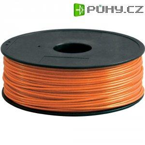 Náplň pro 3D tiskárnu, Renkforce PLA300O1, PLA, 3 mm, 1 kg, oranžová