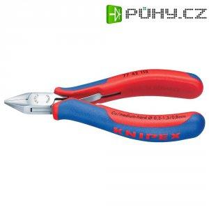 Stranové štípací kleště Knipex 77 42 130, 130 mm, špičatá hlava bez fazety