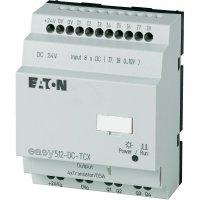 Řídicí reléový PLC modul Eaton easy 512-DC-TCX (274112), IP20, 4x tranzistor, 24 V/DC