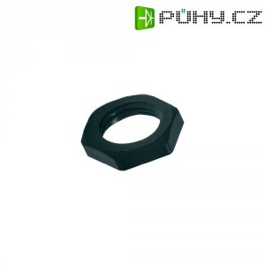 Pojistná matice LappKabel GMP-GL PG7 53019200, -20 až +100 °C, polyamid, černá (RAL 9005)