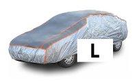 Plachta na auto ochranná, proti kroupám L 480×177×119cm