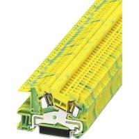 Pružinová instalační svorkovnice STI 2,5-PE