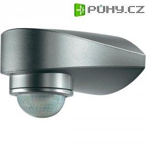 Detektor pohybu 180° LightBoy LBS GEV, 018600, IP44, stříbrná
