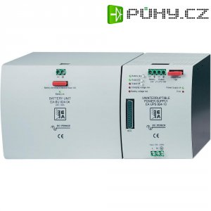 Napájecí zdroj Elektro-Automatik EA-UPS 824-05 SM DC-USV na DIN lištu