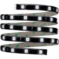 LED pásek YourLED Basisset, 1,5 m, 14,4 W, černá/plast