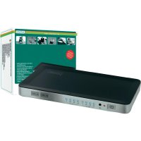 HDMI switch, 4 porty, Digitus DS-48300