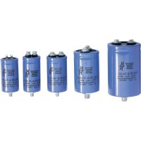 Kondenzátor elektrolytický F & T GMB47304050080, 47000 µF, 40 V, 20 %, 80 x 50 mm