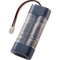 Akupack NiMH (modelářství) Conrad energy, 7.2 V, 1300 mAh, zásuvka Micro-Car