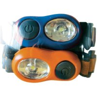LED dětská čelovka Energizer, 629030, 2 ks, modrá/oranžová