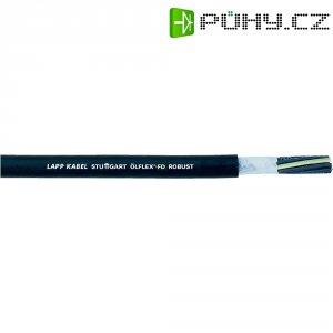 Řídicí kabelové vedení LappKabel ÖLFLEX® FD ROBUST (0026523), 5x 1,5 mm², 1 m, černá