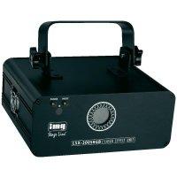 DMX laserový efekt IMG Stage Line LSX-300SRGB, 230 V, RGB