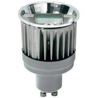 LED reflektor GU10,4W,teplá bílá