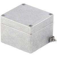 Univerzální pouzdro hliníkové Weidmüller, (d x š x v) 100 x 200 x 160 mm