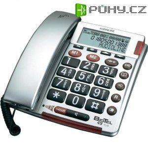 Stolní telefon pro seniory Audioline BigTel 49 plus, 592469