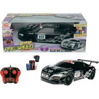 RC model Dickie AUDI R8, 27 MHz, 1:10, RtR