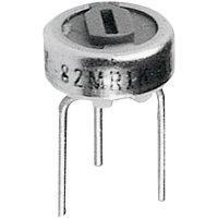 Cermetový trimr TT Electro, 2046000030, 50 Ω, 0,5 W, ± 20 %