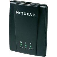 WiFi přijímač Netgear WNCE2001, 300 MBit/s, 2.4 GHz, 1-portový