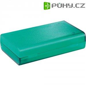 Univerzální pouzdro Strapubox 2515GN, 124 x 72 x 30 , plast, zelená