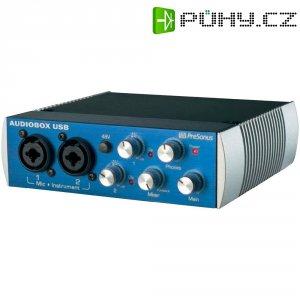 Externí USB zvuková karta Presonus Audiobox