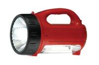 Svítilna nabíjecí LED (3W) + zářivka 7W (WN12)