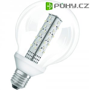 LED žárovka Osram E27, 3 W, teplá bílá