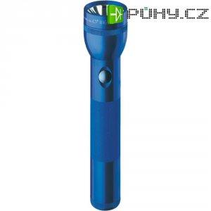 LED svítilna Mag-Lite 2-D-Cell, ST2D116, 3 V, modrá