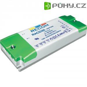 Napájecí zdroj LED Recom Lighting RACD30-700, 10-43 V/DC, 700 mA