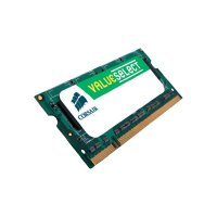 RAM Corsair 2GB KIT SO-DIMM DDR2, 667MHz, CL5