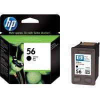 Cartridge do tiskárny HP C6656AE (56), černá