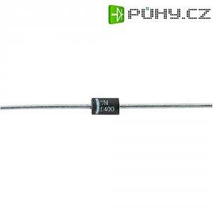 Usměrňovací dioda Diotec 1N5405, 600 V, I(F) 3 A, DO-201
