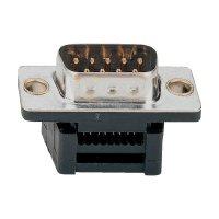 D-SUB pro plochý kabel Assmann A-DSF 15 LPIII/Z, 15 pin