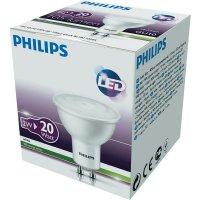 LED žárovka, Philips GU10, 2 W , teplá bílá
