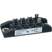 Můstkový usměrňovač 3fázový POWERSEM PSD 61-12, U(RRM) 1200 V