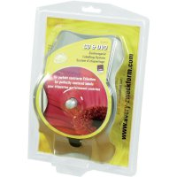 Centrovací pomůcka na etikety AVERY pro CD/DVD, šedá