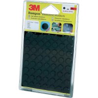Sada elast. zarážek 3M 3M SJ5012 Bumpon, 12,7 mm, 56 ks