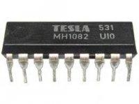 MH1082 - dekodér+budič LED displeje,DIL18