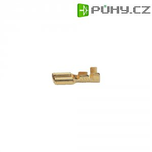 Faston zásuvka Vogt Verbindungstechnik 3764.67, 2.8 mm x 0.5 mm, kov, 1 ks
