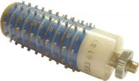 Přepínač otočný WK53361, 12poloh bez dorazu, 5paket, hřídel 4x12mm