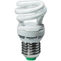 Úsporná žárovka spirálová Megaman Helix E27, 8 W, studená bílá