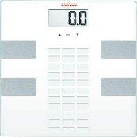 Osobní váha s analýzou tělesného tuku Soehnle Body Balance Easy Shape, 63815, bílá