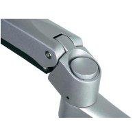 """Držák monitoru Silverstone SST-ARM11BC, 25,4 - 61 cm (10\"""" - 24\""""), stříbrná"""