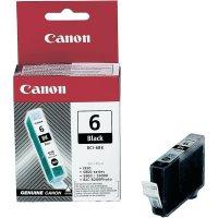 Cartridge Canon BCI-6BK, 4705A002, černá