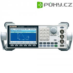 Generátor funkcí GW Instek AFG-3081, 1 µHz - 80 MHz